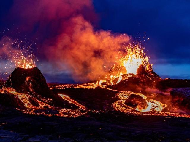 Ewig lockt das Feuer: Eine Island-Kennerin über den Vulkanausbruch