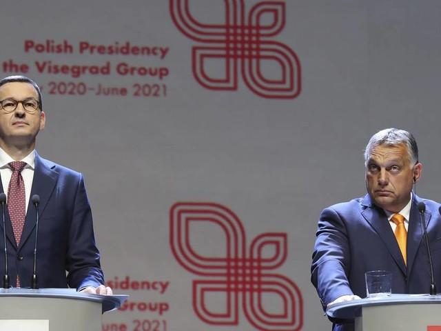 Gegen Bürgerwillen: Ungarn und Polen schüren Sorgen vor EU-Austritten