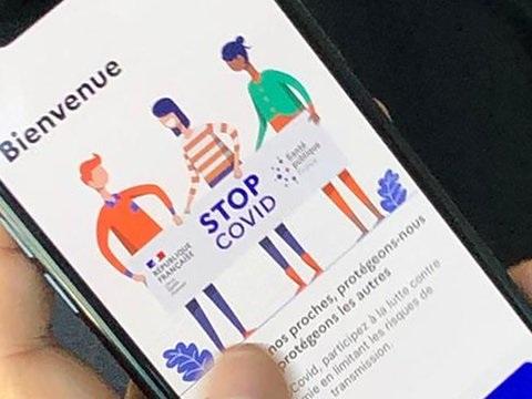 """Kein Schnittstellen-Support: Frankreich startet Corona-Warn-App """"StopCovid"""""""