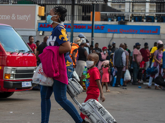 Coronavirus-Krise: Tausende Touristen in Südafrika gestrandet