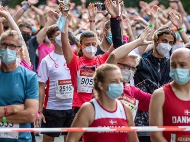 Leichtathletik: Rund 25.000 Läuferinnen und Läufer bei Marathon erwartet