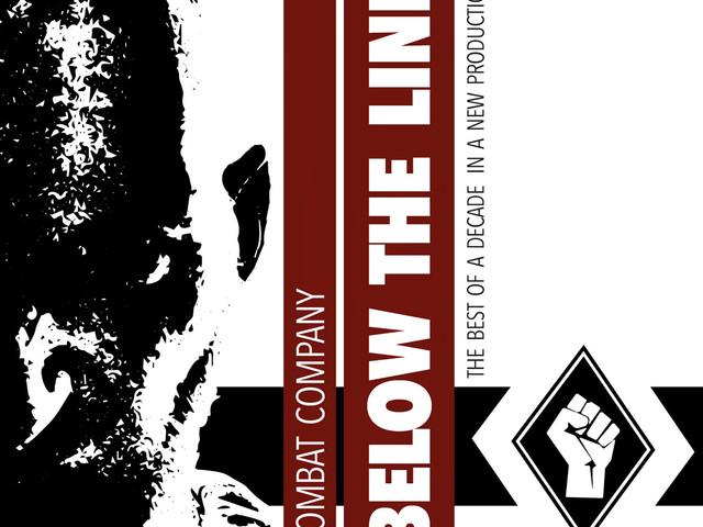 Combat Company – 'Below The Line' (Vö. Okt. 2017)