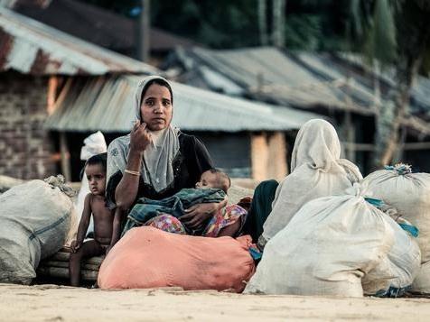 UN rechnen mit einer Million Rohingya-Flüchtlinge - Spenden fließen