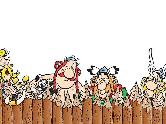 Beim Teutates! Der neue Asterix ist da