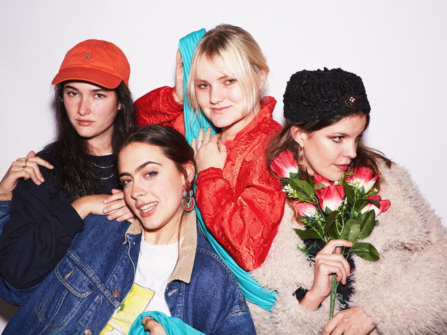 HEY recommends: Hinds – I Don't Run