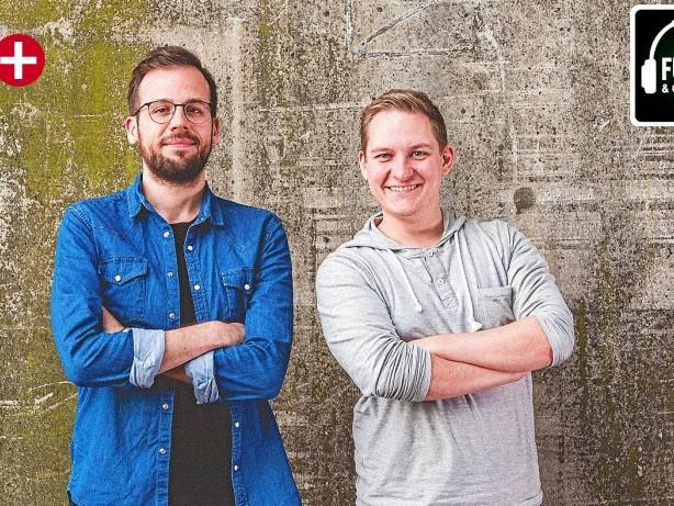 """Podcast live auf Tour: """"Fums & Grätsch"""" mit Liveshows in Essen, Köln und Dortmund"""