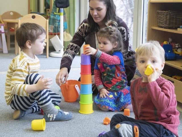 Studie: Kindergarten leidet massiv unter Personalmangel