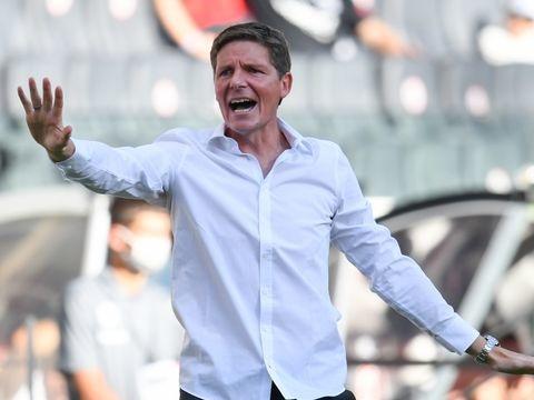 """Bundesliga - Eintracht weiter sieglos - Glasner: """"Sind nicht glücklich"""""""
