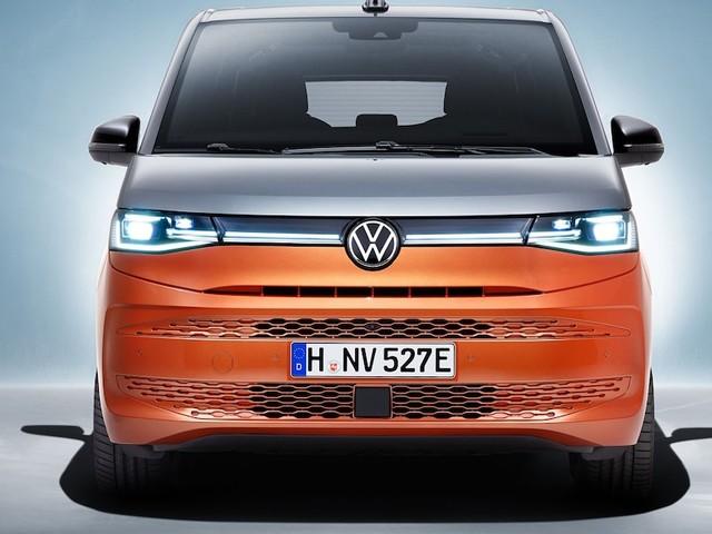 VW T7 Multivan - Der neue VW Bulli wird zum Technik-Kreuzer mit Hybrid-, Benzin- oder Dieselantrieb