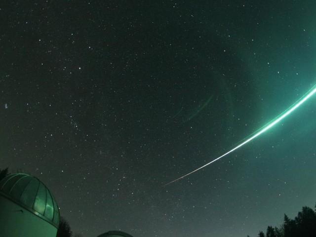 Erstmals seit 1977 wurde in Österreich ein Meteorit gefunden
