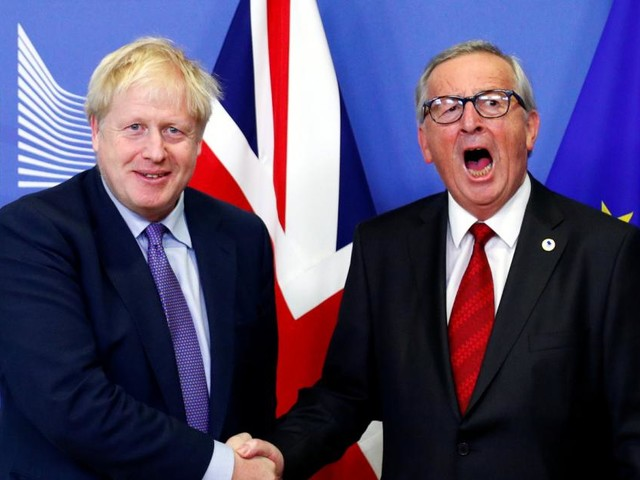 Der Brexit-Deal steht - aber hat er eine Chance?