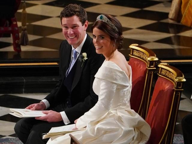 Prinzessin Eugenie Jack Brooksbank Erster Blick Auf Die Royale