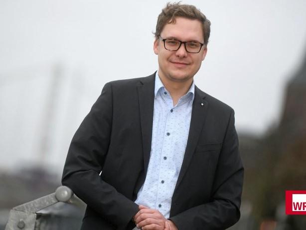 CDU-Kandidat: Bürgermeisterwahl: Diese Pläne hat Reintjens für Emmerich