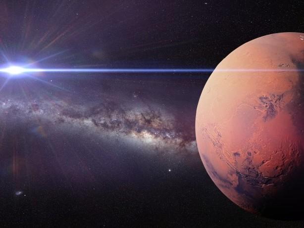 2022 ist es soweit: Erste kommerzielle Mars-Mission steht in den Startlöchern