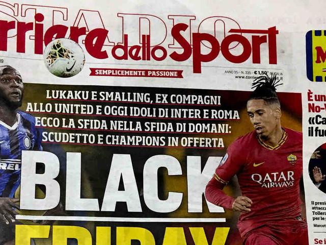 """""""Black Friday"""": Sportzeitung sorgt mit Titel für Rassismus-Empörung"""