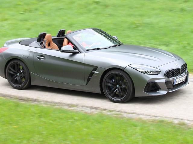 Ausfahrt im BMW Z4 M40i