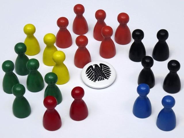 Bundestagswahl: Welche Koalitionen möglich sind
