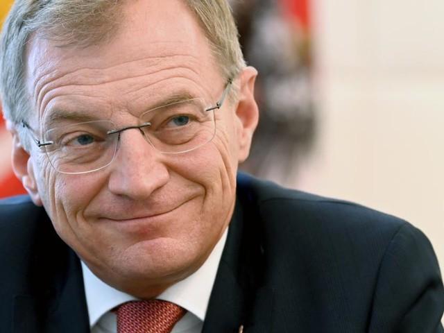 Landeshauptmann Stelzer für alle Koalitionen offen