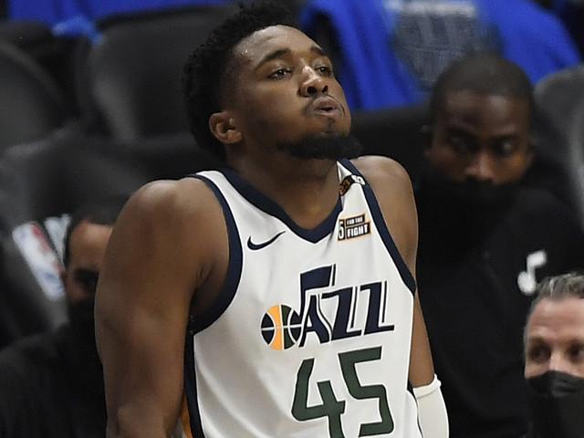 """NBA: """"Stehe unter Schock"""": Mitchell nach Playoff-Aus frustriert"""