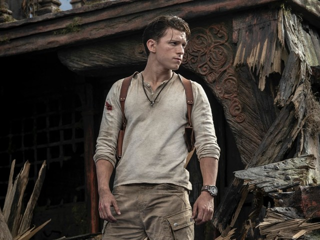 Uncharted: So sieht Tom Holland im ersten Trailer aus