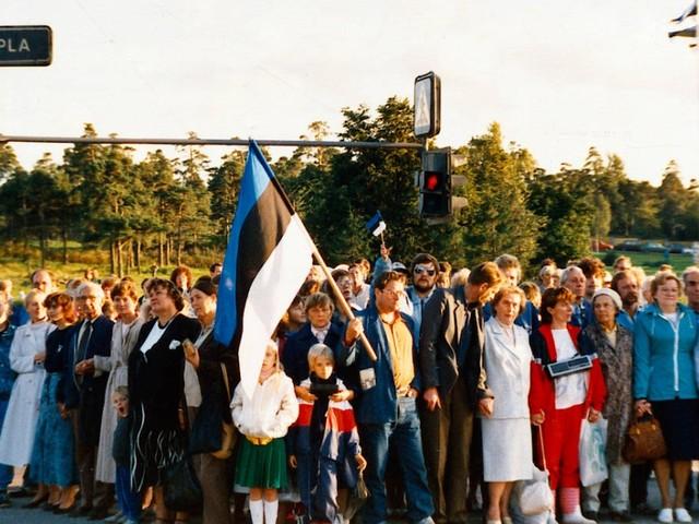 Was der baltische Weg vor 30 Jahren bewirkt hat