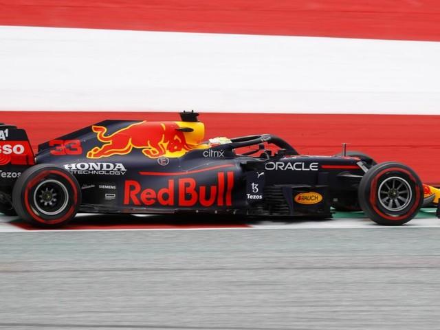 Und wieder fährt Verstappen auf dem Red Bull Ring allen davon