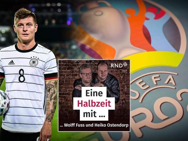 """Besuch von Toni Kroos: Neue Podcast-Folge """"Eine Halbzeit mit ..."""" mit Wolff Fuss"""