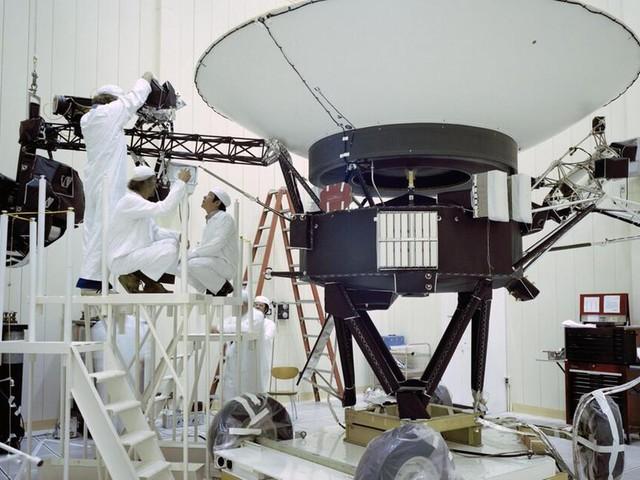 """""""Voyager"""": Zwillings-Sonden fliegen seit 40 Jahren"""
