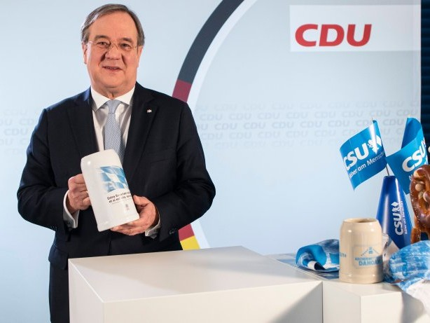 Union: Das ist der CDU-Vorsitzende Armin Laschet
