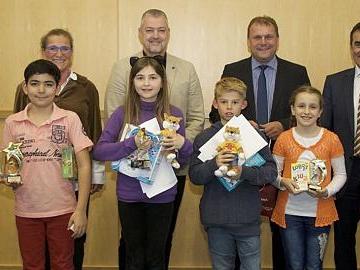 Zweite Runde der zehnten Unterfränkischen Mathematikmeisterschaft