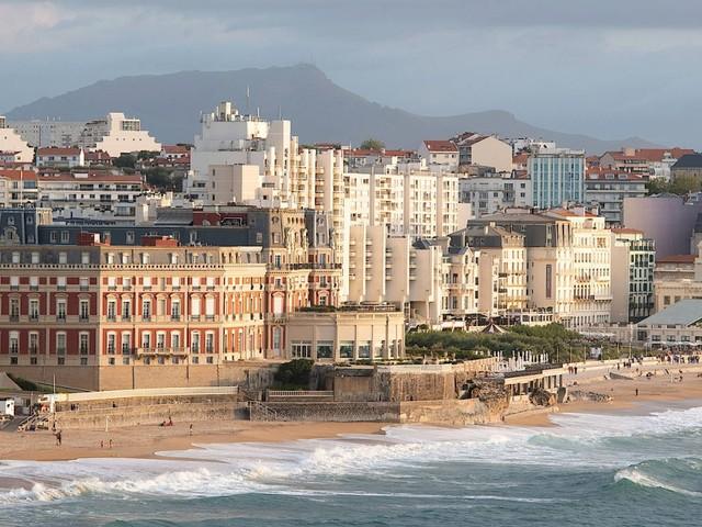 Biarritz erwartet G-7-Gipfel: Seealgen-Kosmetik für Macrons Gäste