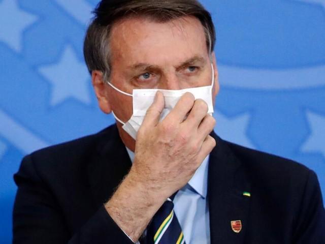 Brasiliens Präsident Bolsonaro positiv auf das Coronavirus getestet
