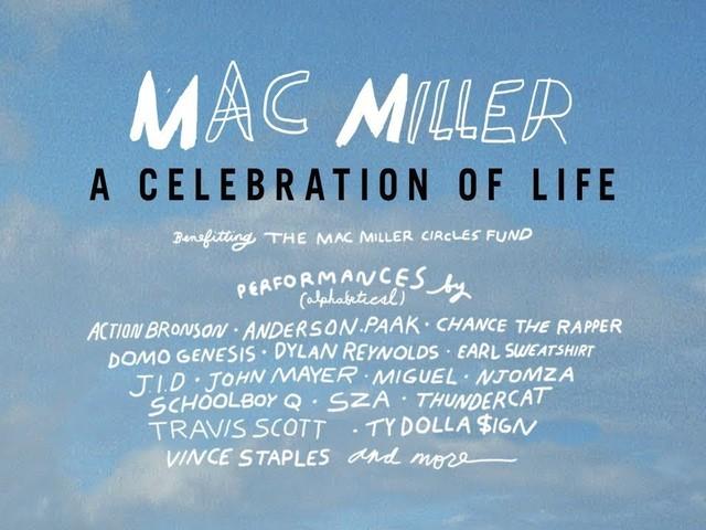 Mac Miller: A Celebration of Life (Konzert-Video)