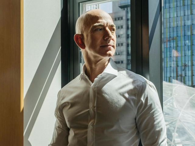 """""""Von Natur aus faul"""": So denkt Amazon-Chef Bezos über seine Mitarbeiter"""