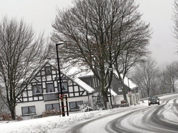 Sauerlandwetter: Erst Sonne – dann fällt wohl der erste Schnee im Sauerland