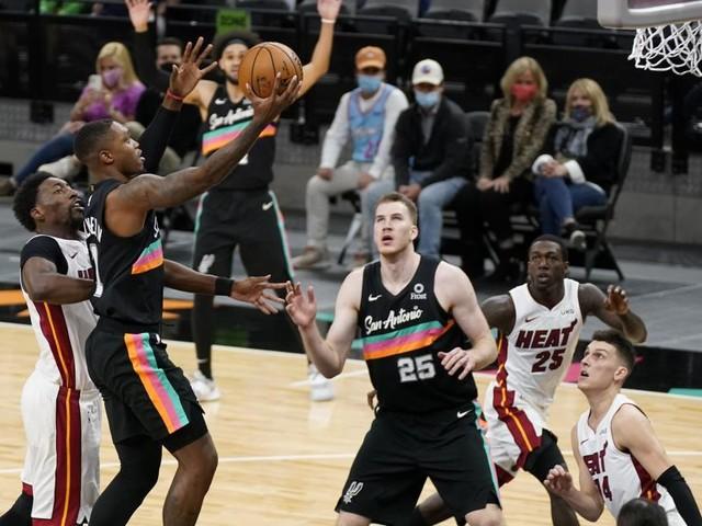 NBA: Die Siegesserie der San Antonio Spurs endete in Miami