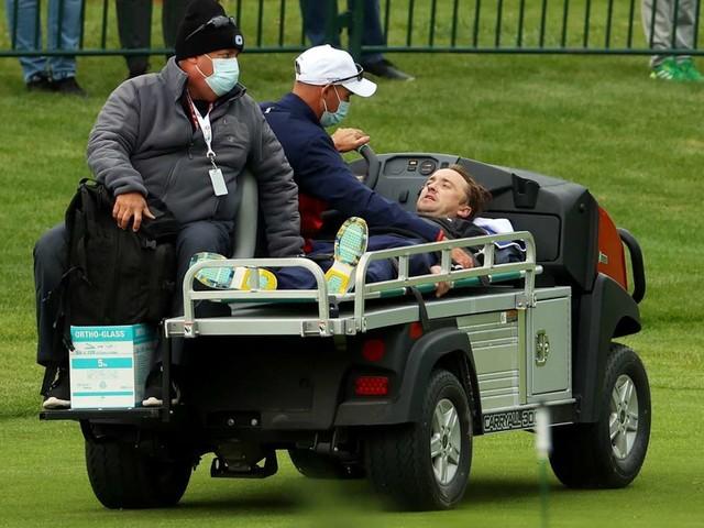 """Tom Felton beim Ryder Cup: Zwischenfall beim Promigolf – """"Harry-Potter""""-Star im Krankenhaus"""