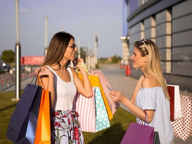 Steigende Stimmung im Modehandel – Innenstädte füllen sich