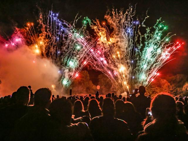 Westfalenpark lichterfest 2019