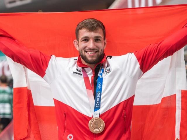 """Judo-Medaillengewinner Borchashvili: """"Österreich hat mir viel gegeben"""""""