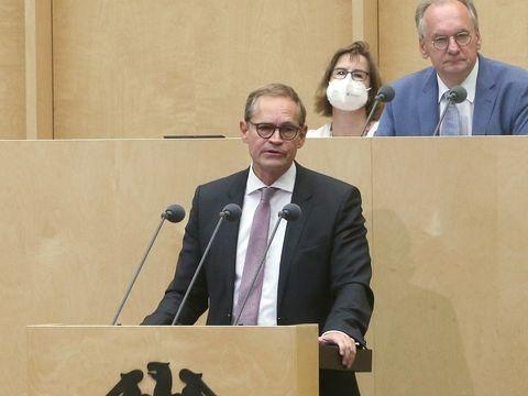 Berlin: Bundesratsinitiative für neuen Mietendeckel