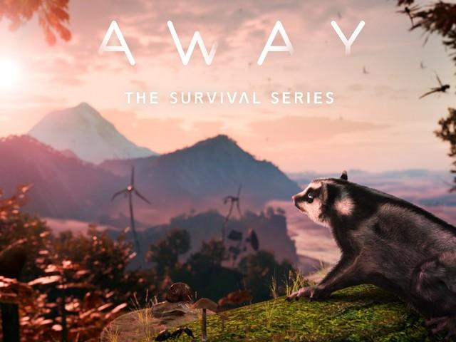 Away: The Survival Series - Das Survival-Abenteuer des Kurzkopfgleitbeutlers im Spielszenen-Video