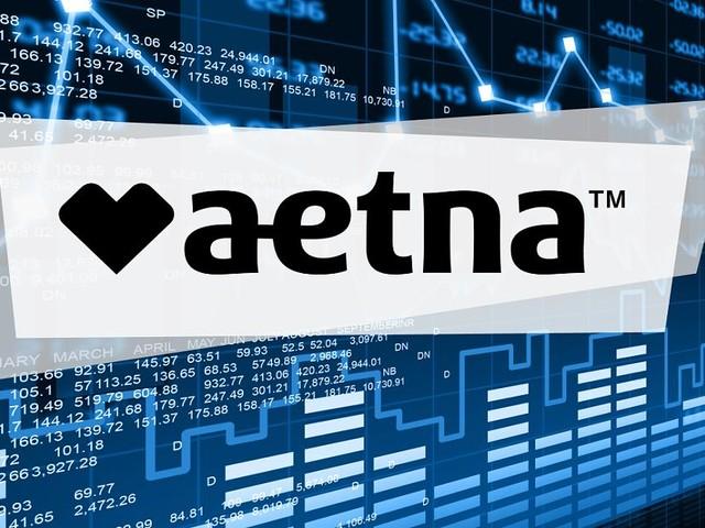 Aetna-Aktie Aktuell - Aetna nahezu konstant