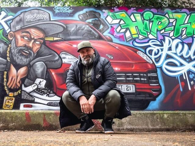 """Interview mit Niko Hüls über sein neues Buch """"Hip Hop Kultur – Ein Roadtrip durch Europa"""""""