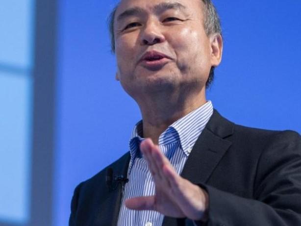 Hunderte Milliarden Euro: Softbank-Gründer Son plant hohe Technologie-Investitionen