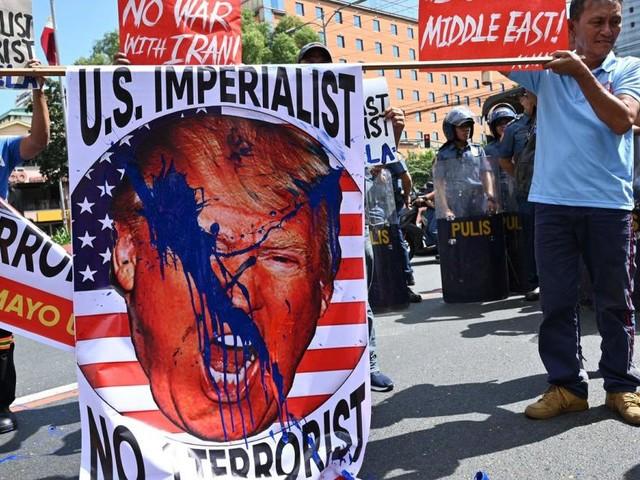 Donald Trump droht nun auch dem Irak