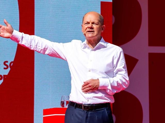 Scholz nennt konkretes Ziel für Steuererhöhung