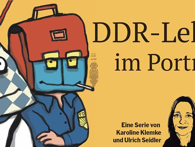 DDR-Lehrer im Portrait: Der Geographie-Genosse in der Lederjacke