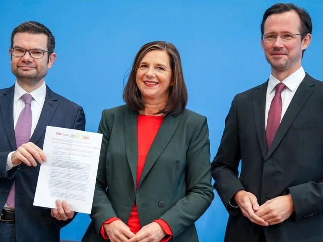 Corona-Maßnahmen: SPD, Grüne und FDP planen neue Regelung im Infektionsschutzgesetz