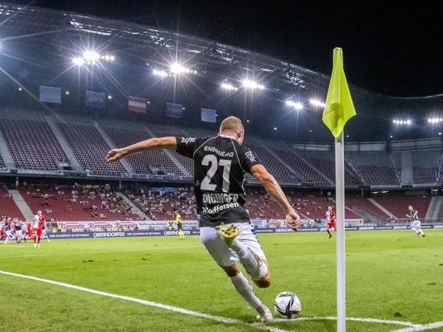 LASK: Mit neuem Coach, aber ohne Training nach Finnland